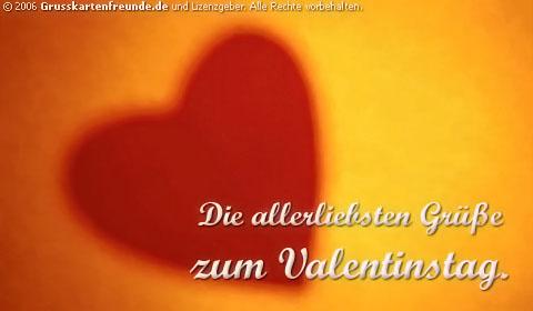 Die Allerliebsten Grüße Zum Valentinstag