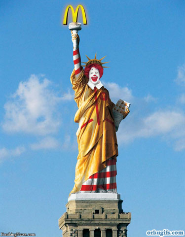 Mc Donald's of Liberty