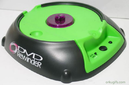 DVD Rewinder