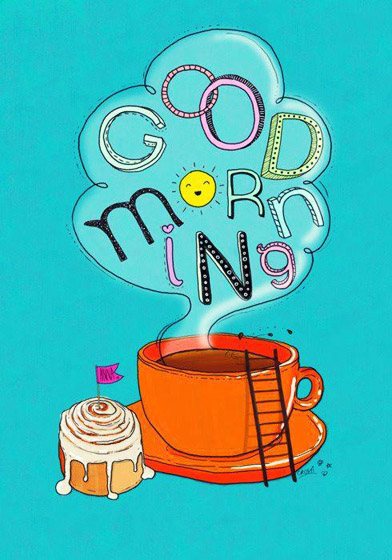 Good Morning - Images and gifs for social networks