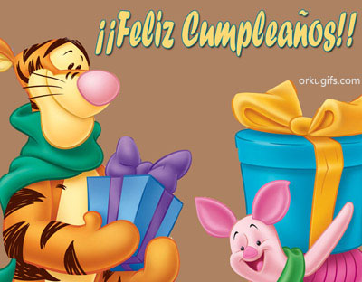 Feliz Cumpleaos!
