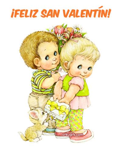 ¡Feliz San Valentín!
