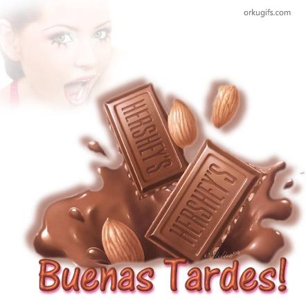 Buenas Tardes - Imágenes para redes sociales