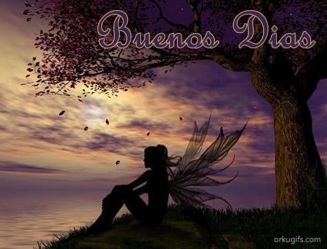 Buenos Días - Imágenes para redes sociales