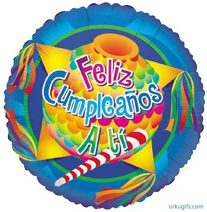 Feliz Cumpleaños a ti