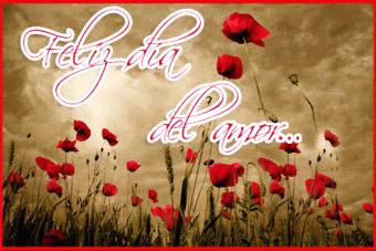 Feliz Día del Amor...
