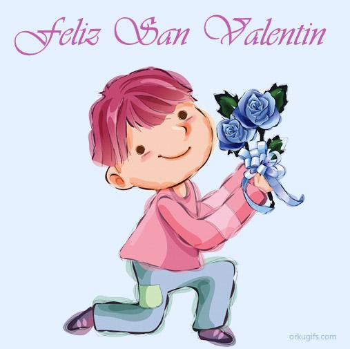 Feliz San Valentin