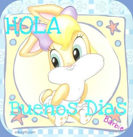 Hola! Buenos Días