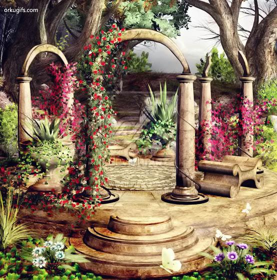 Jardín - Imágenes para redes sociales