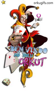 Bem-vindo ao meu orkut