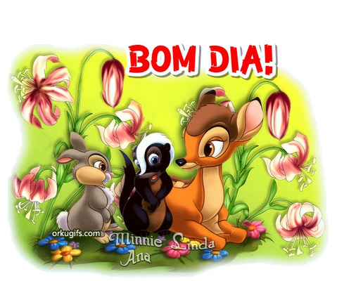 Bom Dia - Recados e Imagens para orkut, facebook, tumblr e hi5