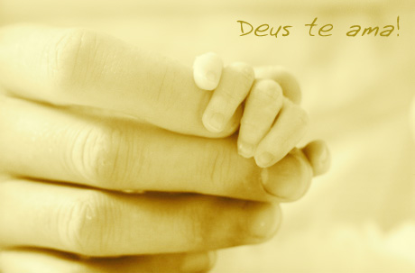 Deus te ama! - Recados e Imagens para orkut, facebook, tumblr e hi5