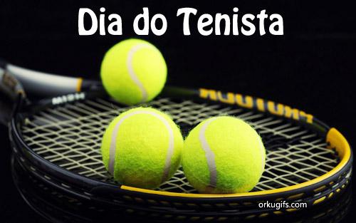 Dia do Tenista