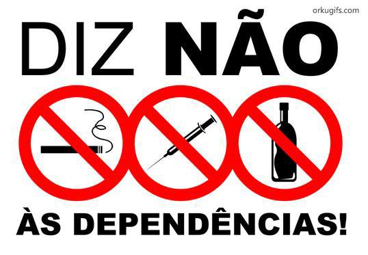 Diz não às dependências!