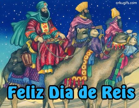 Feliz Dia de Reis