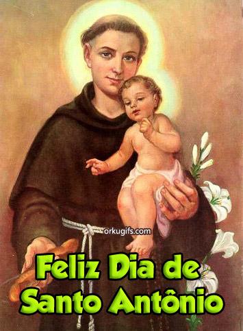 Feliz Dia de Santo Antônio