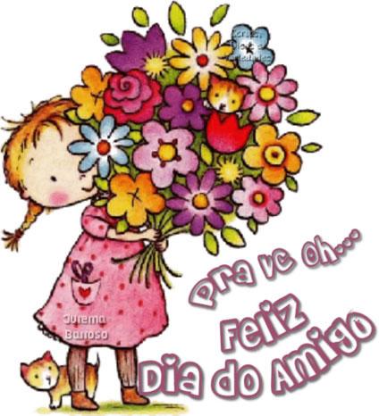 Feliz Dia do Amigo - Recados e Imagens para orkut, facebook, tumblr e hi5