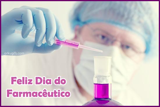 Feliz Dia do Farmacêutico