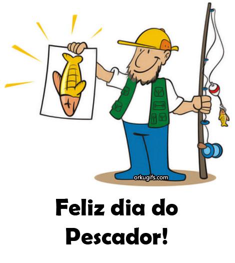 Feliz Dia do Pescador!